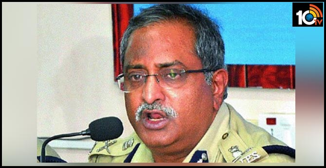 ips officer A.B.Venkateshwara Rao reaction on suspension