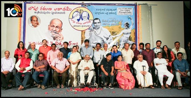 on the occassion of 40th anniversary.. k vishwanath about shankarabharanam