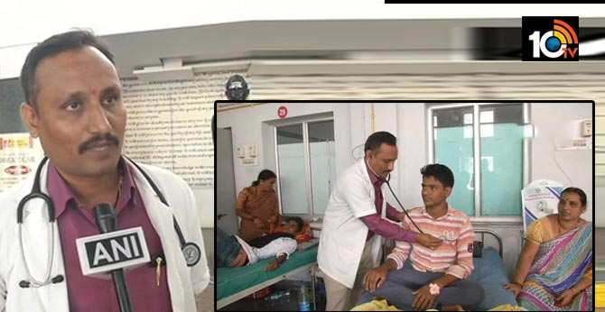 karnataka man convicted for 14yrs, realises his dream of becoming a doctor