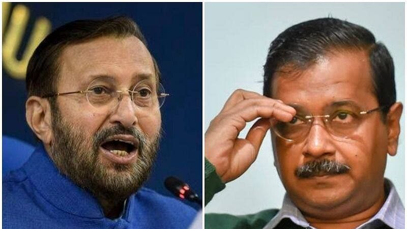 """""""You're A Terrorist, Plenty Of Proof"""": Union Minister To Arvind Kejriwal"""