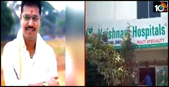 lb nagar doctor commits suicide