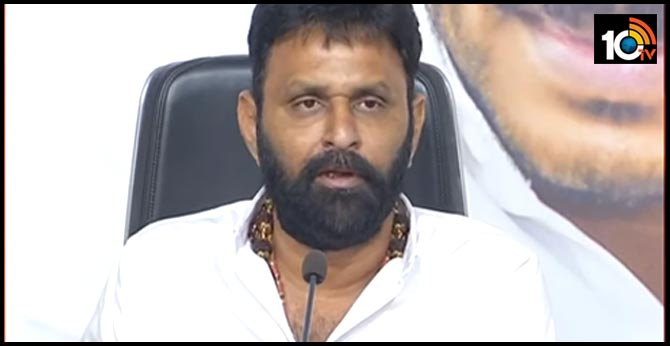 civil supplies minister kodali nani hot comments on yellow media