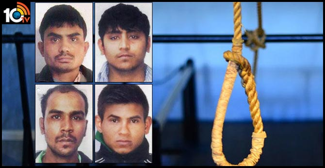 can postpone death sentence of nirbhaya convicts on medical grounds