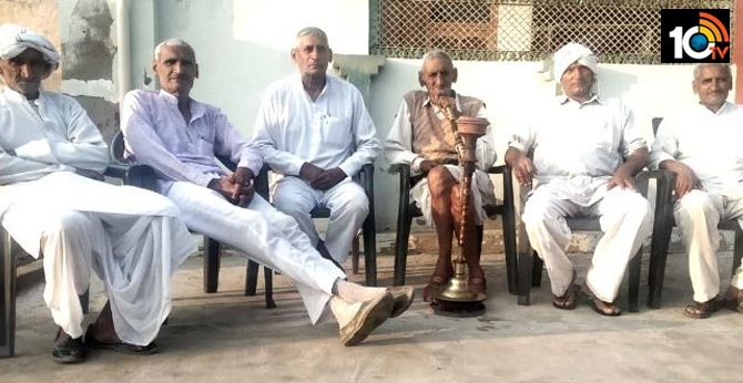 no police case of mutual quarrel filed for 50 years in village rojkheda