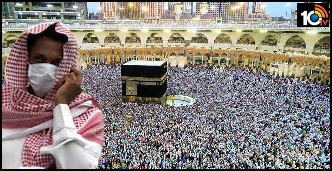 Corona Effect ... Cancel the temporary visas of pilgrims going to Mecca