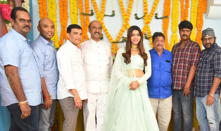 Sai Dhansika Movie Opening