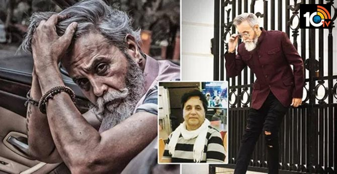 stone man loses weight becomes model joins bollywood In 61 years