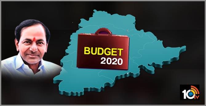 telangana budget preparations