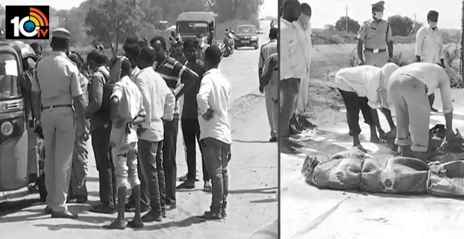 theree dead bodies car flushed kakatiya canal karimnagar alaganuru Another twist in the case..Satyanarayana Reddy Assistant