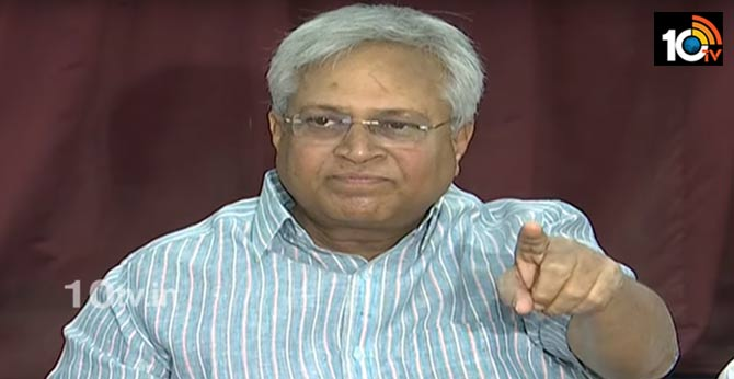 undavalli arun kumar sensational comments on cm jagan jail