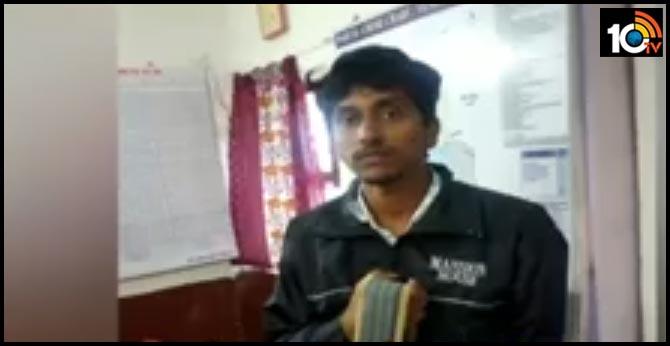 divya murder accused venkatesh surrendered by himself