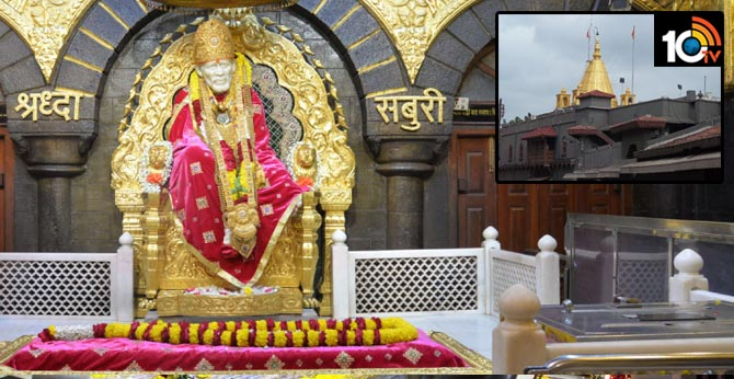 Shirdi Saibaba Temple to shut from today amid coronavirus scare