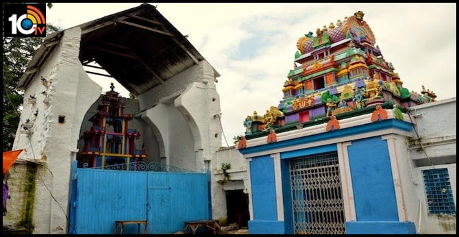 Coronavirus Effect Temples Chilkur Balaji Temple Close