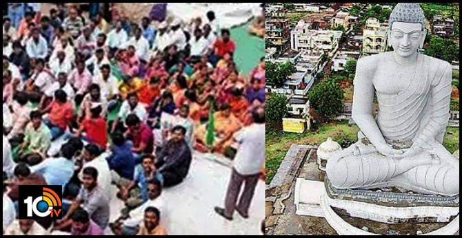 29 villages in the capital of Amravati, away from the election of local bodies