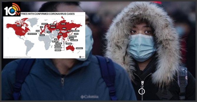 4 thousand 9 deaths worldwide Coronavirus virus