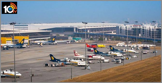 6 places suitable for the construction of airports in Telangana
