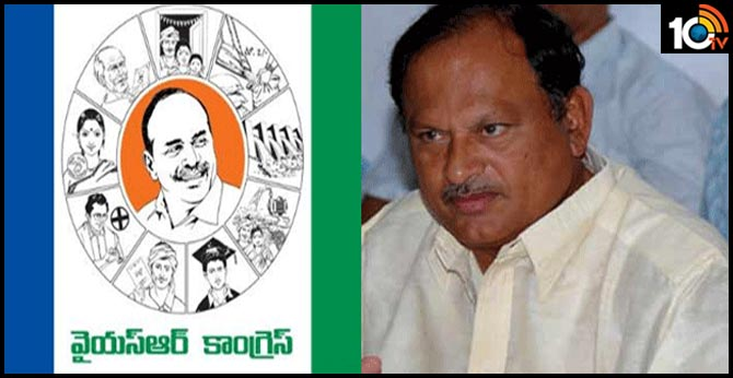 A series of shocks to the TDP, Karanam Balaram will join in the YCP