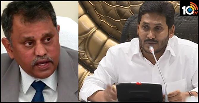 AP CM Jagan Vs Election Commission Ramesh Kumar