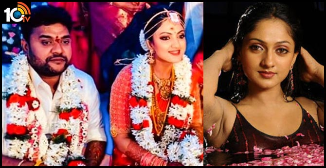 Actress Sheela Kaur gets Married