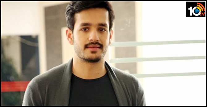 Akhil Akkineni injured on the sets of Most Eligible Bachilor