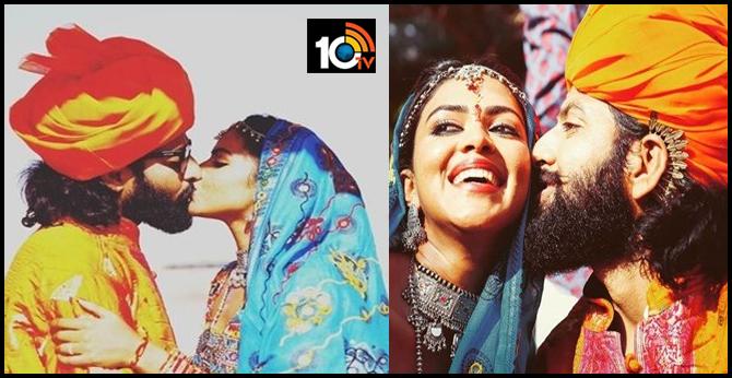 Amala Paul Gets Married To Singer Bhavinder Singh