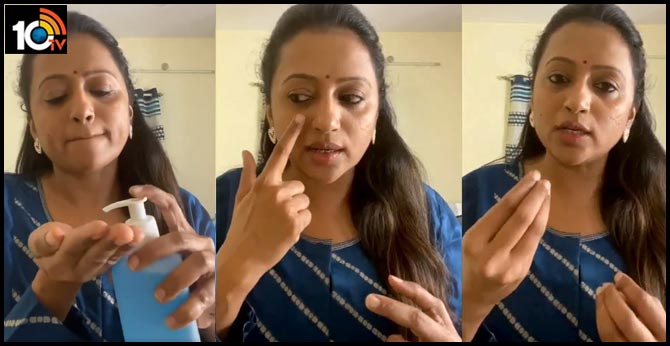 Anchor Suma Kanakala Precaution Carona Virus
