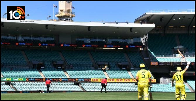 Corona Effect: Australia-new zealand ODI without an audience in stadium