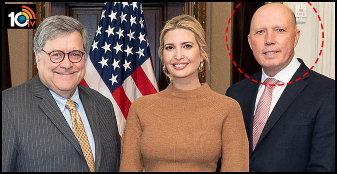 Australian Minister Who Met Ivanka Trump In US Has Coronavirus