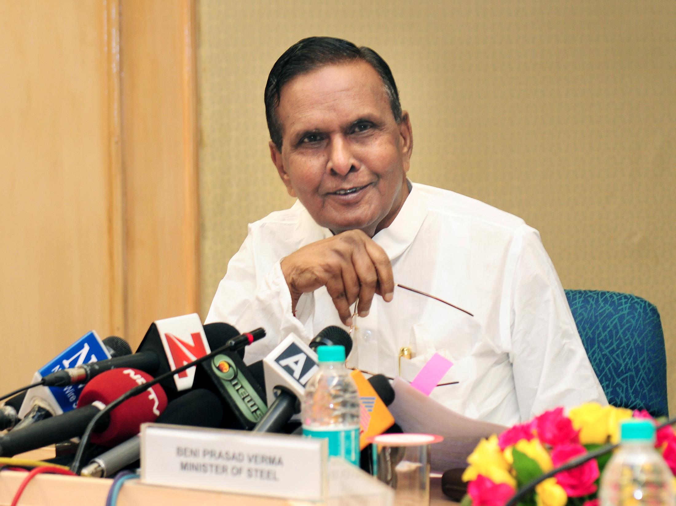 Beni Prasad Verma, Former Union Minister And Samajwadi Party Leader, Dies At 79