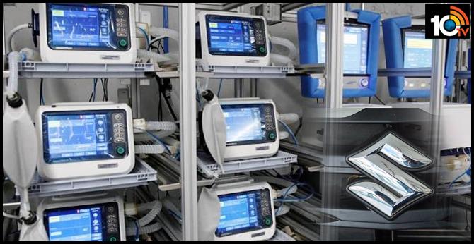 Battle against coronavirus: Maruti ties up with AgVA Healthcare to produce 10,000 ventilators per month