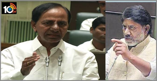 Bhatti Vikramarka Comments on Corona Virus KCR Strong Counter In Telangana Assembly
