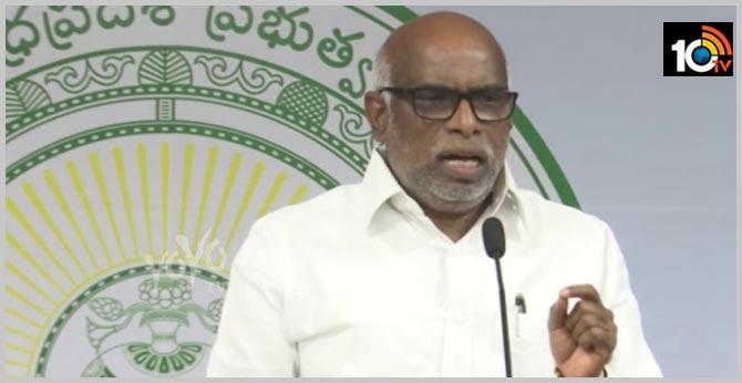 Big Shock TDP : Dokka Manikya Varaprasad Resigns TDP
