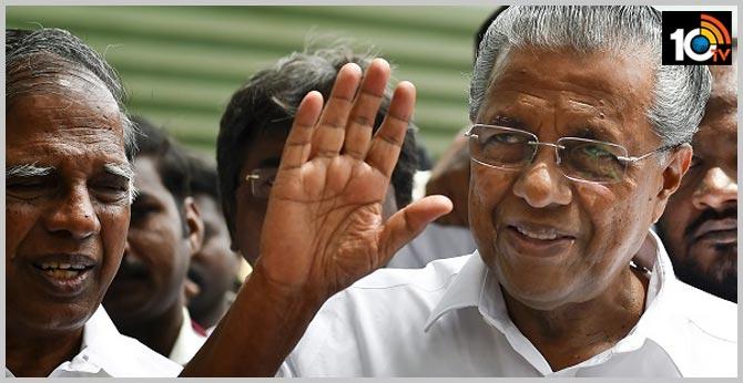 CAA was brought up on the basis of religion says Kerala CM Pinarai Vijayan