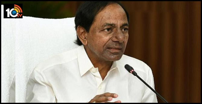 CM KCR Review meeting on Coronavirus Tomorrow