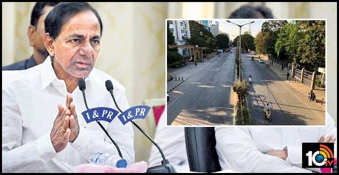 janata curfew in telangana CM KCR Speech