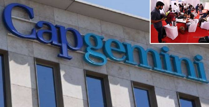 Capgemini to hire 30,000 employees in India this year