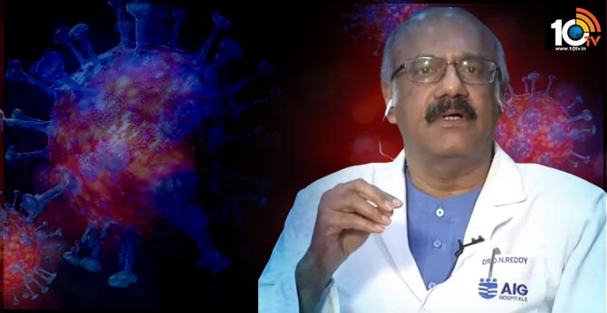 Caronavirus can stop by consuming of Zink, Vitamin D, B-complex tablets Everyday, says Nageswar reddy