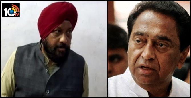Congress MLA Hardeep Singh Dang, Among 4 Missing Madhya Pradesh Legislators, Resigns From Assembly