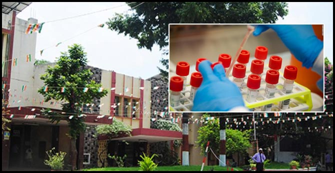 Corona Tests Begin At Hyderabad Fever Hospital