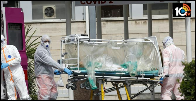 Corona Virus 2500 people killed in Italy