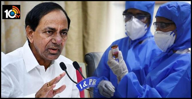 Coronation Virus 18 check posts in Telangana