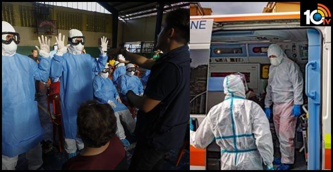 Coronavirus halts life in Spain; over 2,000 cases reported in 24 hours