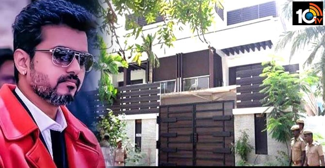 Coronavirus health officials visit Thalapathy Vijay's house