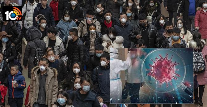 Coronavirus kills three thousand people