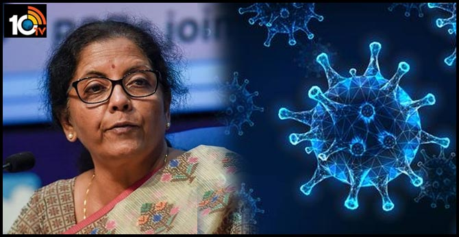 Coronavirus outbreak: Nirmala Sitharaman addresses media via video conference