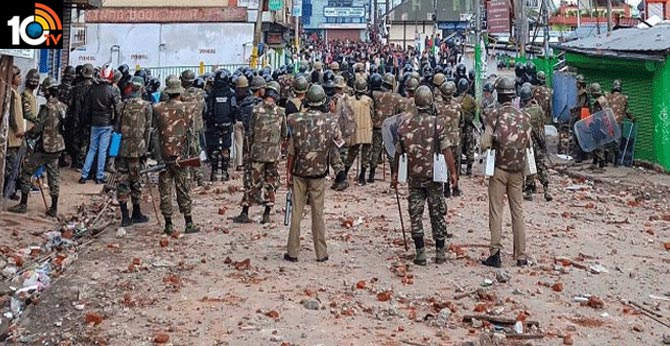 Curfew In Parts Of Shillong After 2 Killed