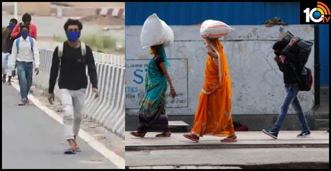 Coronavirus update: Delhi eating joint employee walks 200 km to reach home, dies on the road
