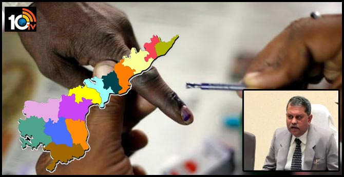 Election Code in force in Andhra Pradesh