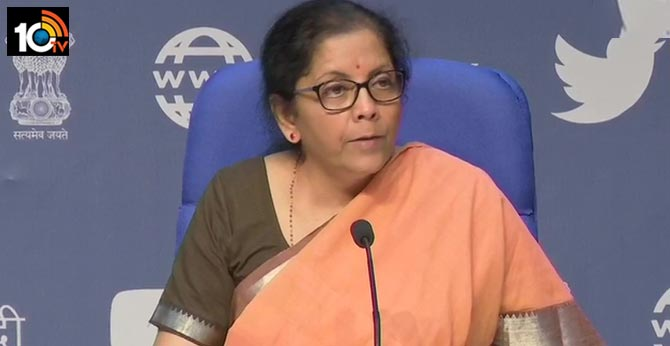 FM Nirmala Sitharaman announces Rs 1.7 lakh crore relief package for poor