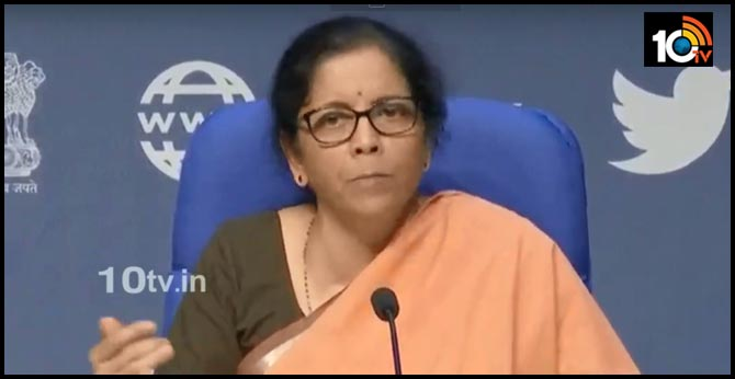 FM Nirmala Sitharaman to announce economic package soon to deal with COVID-19 impact The announcement